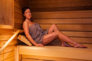 Lyme and Saunas