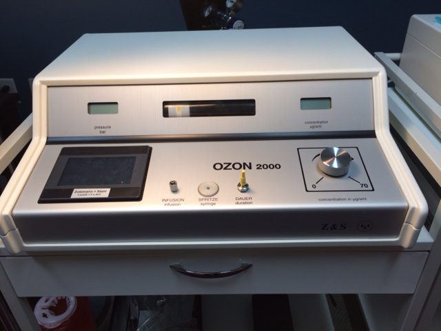 Zotzmann Ozone 10-Pass Ozone Intravenous Therapy, The Bomb, SLC