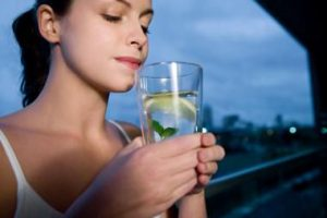 Juice water fasting detox